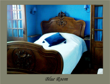 Blue Room Limoges B&B La Croix Du Reh Chambres Dhotes France Limousin Holiday Accommodation Bed and Breakfast Gites de France Holiday Home Hotel Hostel Vacation Rentals