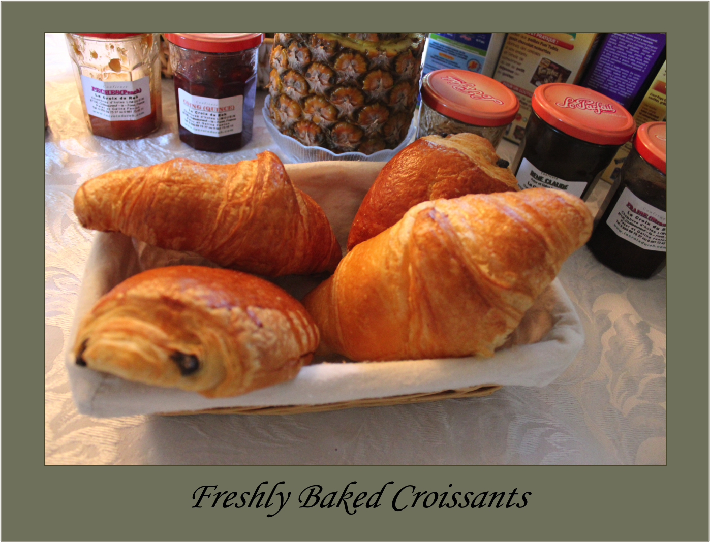 croissants bb limoges la croix du reh bed and breakfast france chambres dhotes limousin2 French Press Made In France