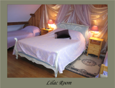 Lilac Room Limoges B&B La Croix Du Reh Chambres Dhotes France Limousin Holiday Accommodation Bed and Breakfast Gites de France Holiday Home Hotel Hostel Vacation Rentals
