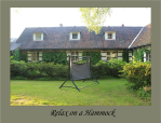 Outside relaxing hammock B&B Bed and Breakfast France Limoges Chambres DHotes Limousin French holiday accommodation hotel hostel