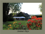 Summer B&B Bed and Breakfast Limoges Limousin Holiday Accommodation Hostel France La croix du Reh Chateauneuf La Foret