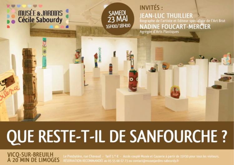 CAUS SANFOURCHE 16 mai
