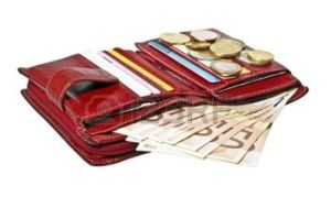 17386673-red-wallet-with-cards-and-euro-money